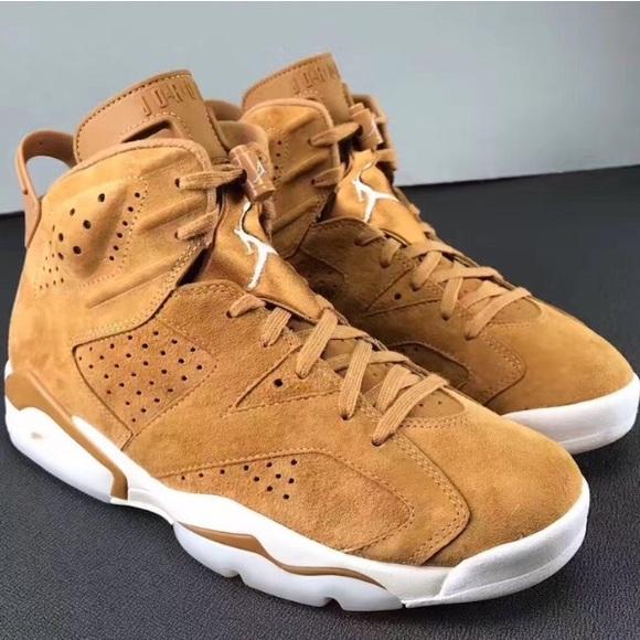 92e59d8fec8d3e Jordan Other - Air Jordan retro wheat 6